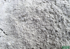 the ground clay